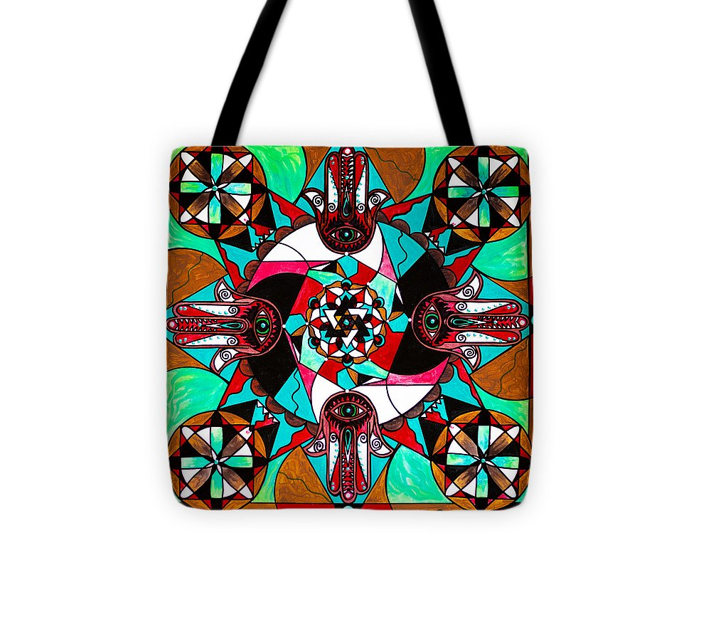 Aura Shield - Tote Bag