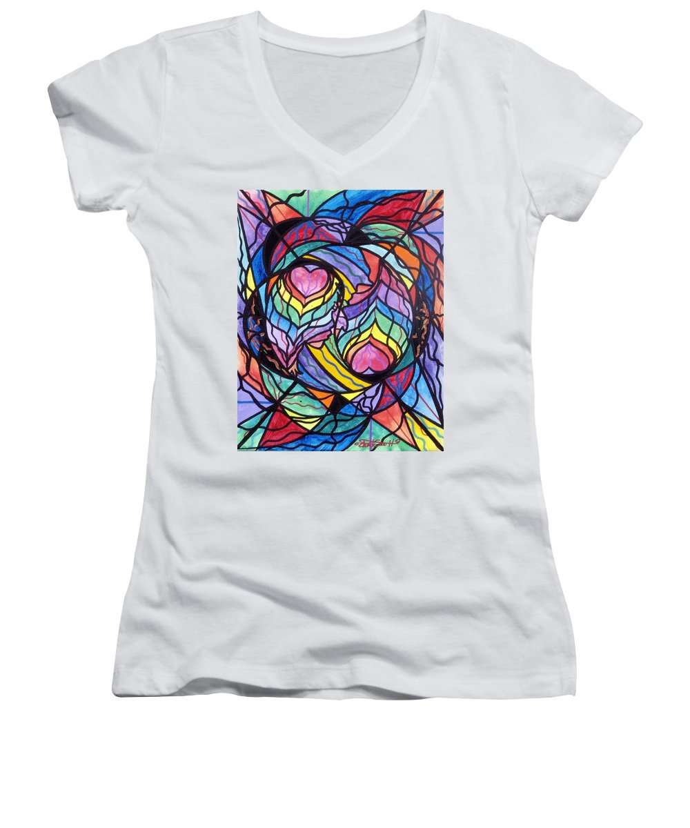 Authentic Relationship - Women's V-Neck