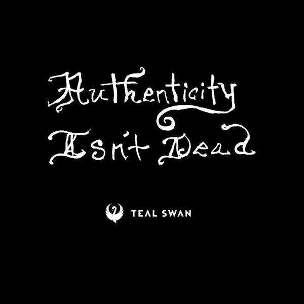 Authenticity Isn't Dead Quote - Art Print