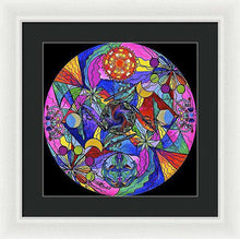 Load image into Gallery viewer, Awakened Poet - Framed Print