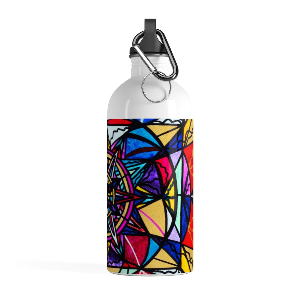 Financial Freedom - Stainless Steel Water Bottle