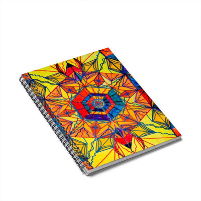 Excitement - Spiral Notebook