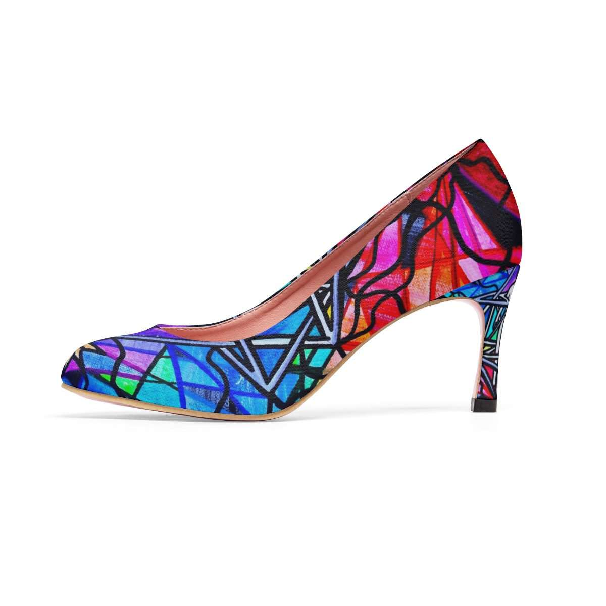 Merkabah - Women's High Heels