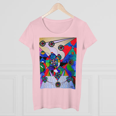 Aether - Organic Women's Lover T-shirt