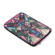 Load image into Gallery viewer, Arcturian Healing Lattice - Laptop Sleeve