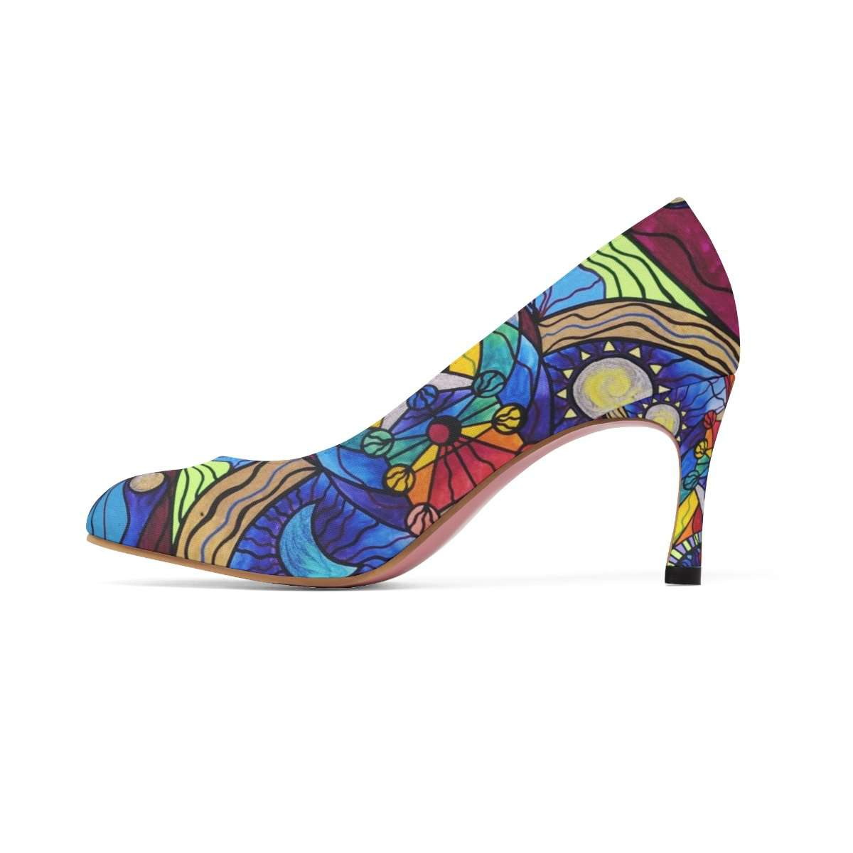 Spiritual Guide - Women's High Heels