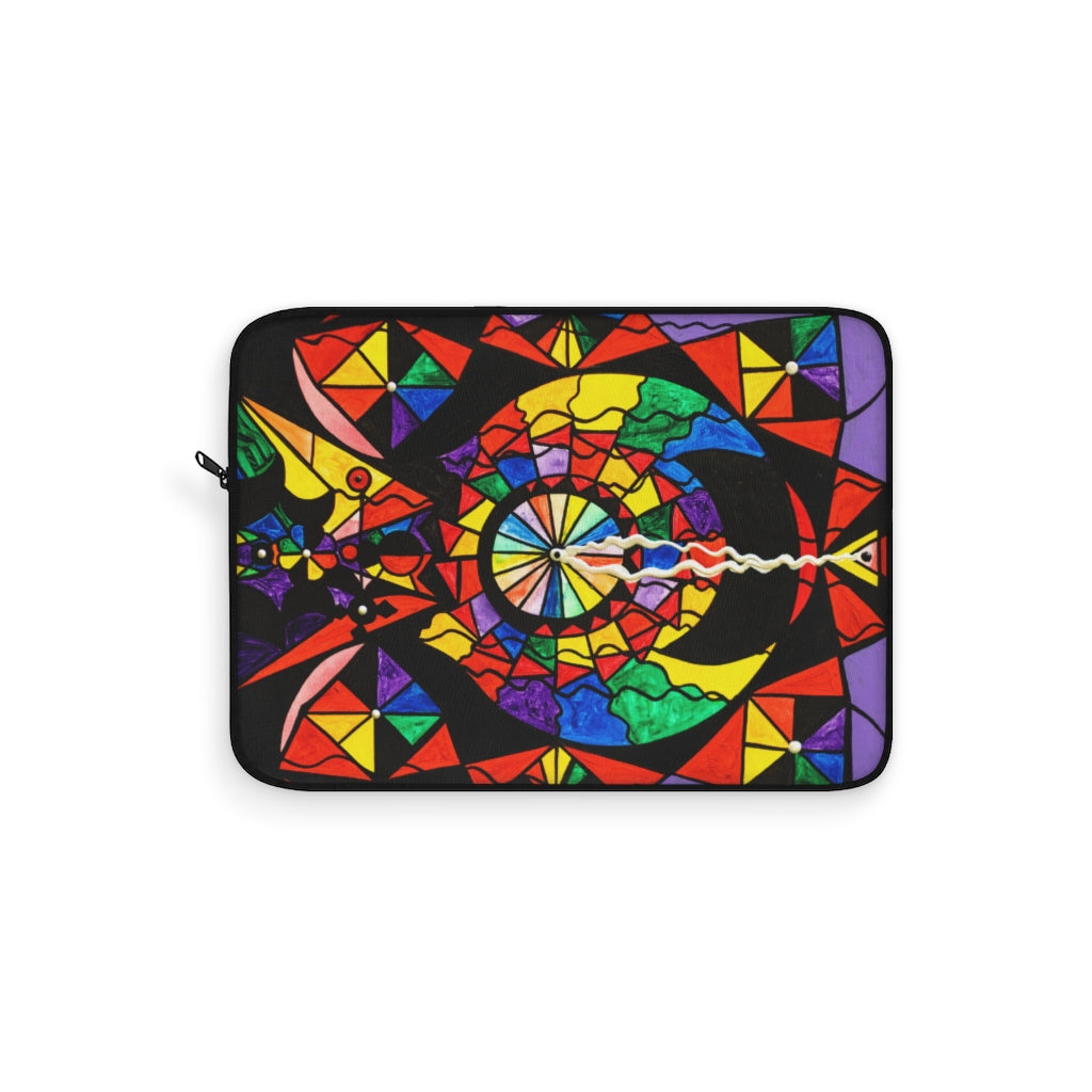 Stand For What You Believe In - Laptop Sleeve