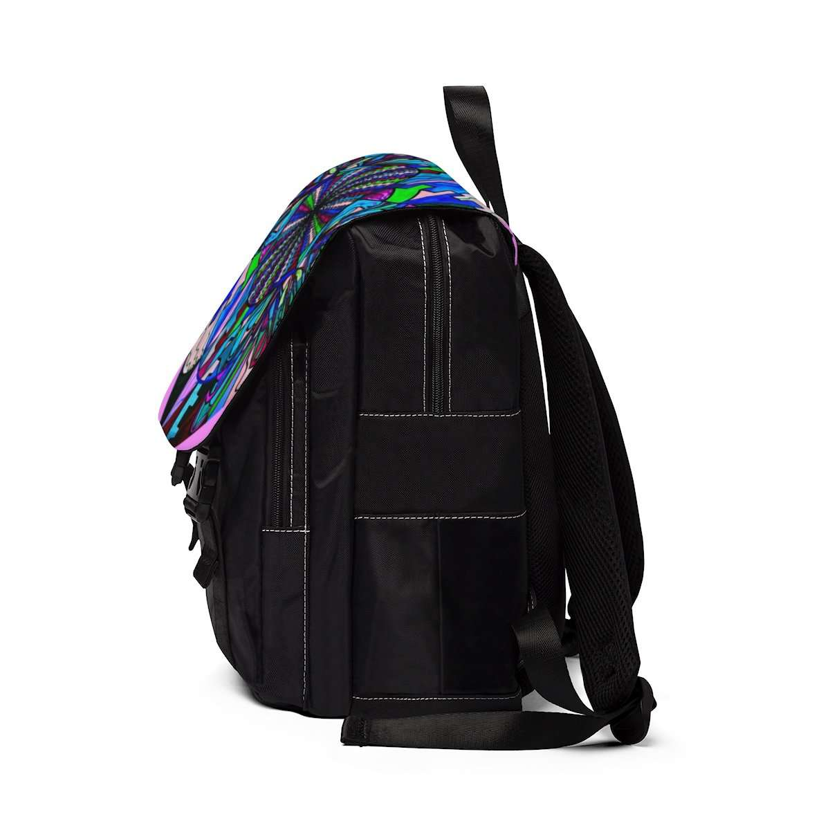 Pleiadian Integration Lightwork Model - Unisex Casual Shoulder Backpack