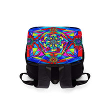 Load image into Gallery viewer, Gratitude - Unisex Casual Shoulder Backpack