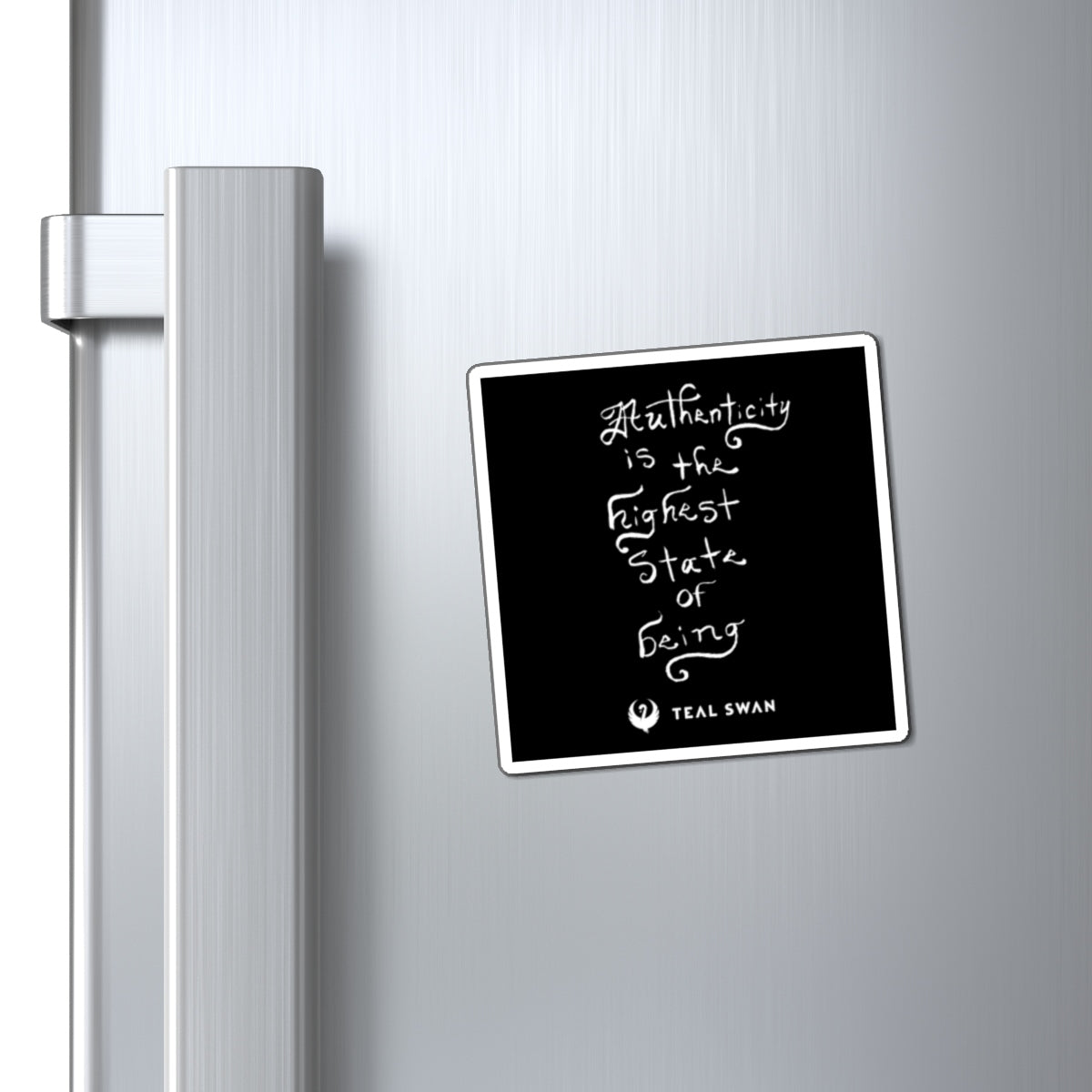 Authenticity Quote - Magnets