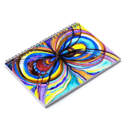 Relationship - Spiral Notebook