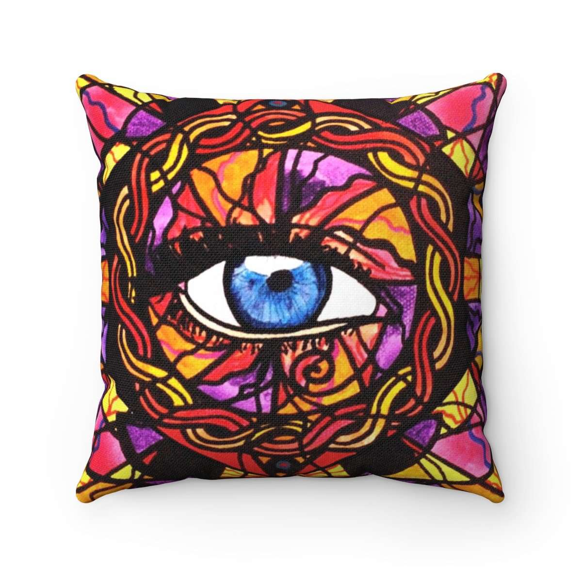 Confident Self Expression - Spun Polyester Square Pillow