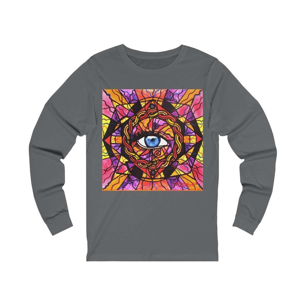 Confident Self Expression - Unisex Jersey Long Sleeve Tee
