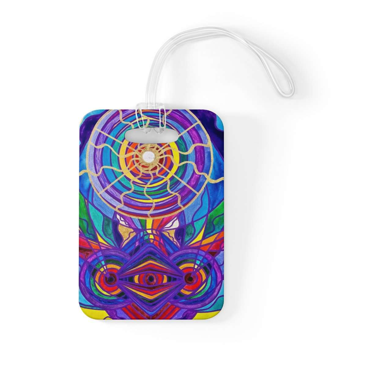 Raise Your Vibration - Bag Tag
