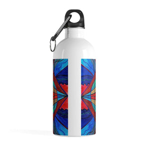 Sense of Security - Stainless Steel Water Bottle