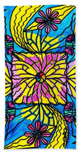 Load image into Gallery viewer, Beltane - Beach Towel