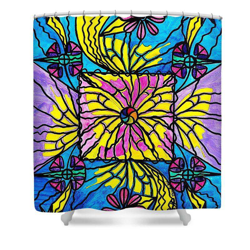 Beltane - Shower Curtain