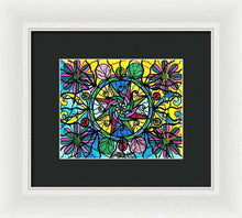 Load image into Gallery viewer, Binate - Framed Print
