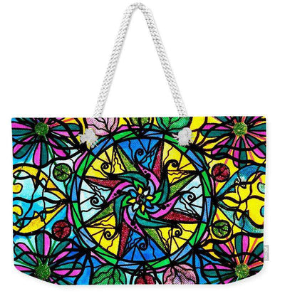 Binate - Weekender Tote Bag