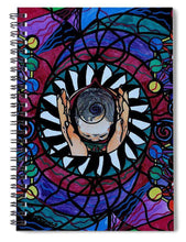 Load image into Gallery viewer, Birth - Spiral Notebook