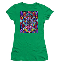 Blue Ray Healing - Women's T-Shirt