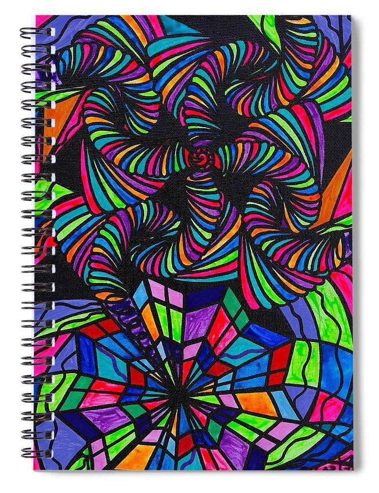 Burgeon - Spiral Notebook