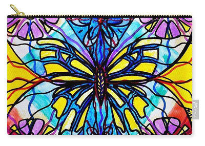 Butterfly - Carry-All Pouch