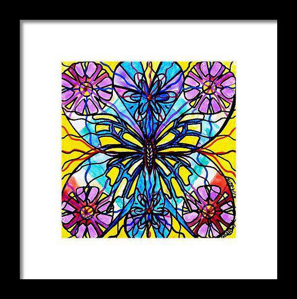 Butterfly - Framed Print