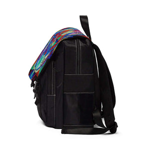 Soul Family - Unisex Casual Shoulder Backpack