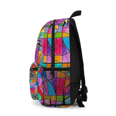 Positive Intention - AOP Backpack