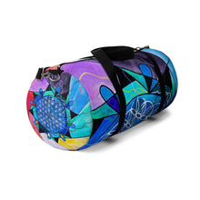 Load image into Gallery viewer, The Flower of Life - Duffle Bag