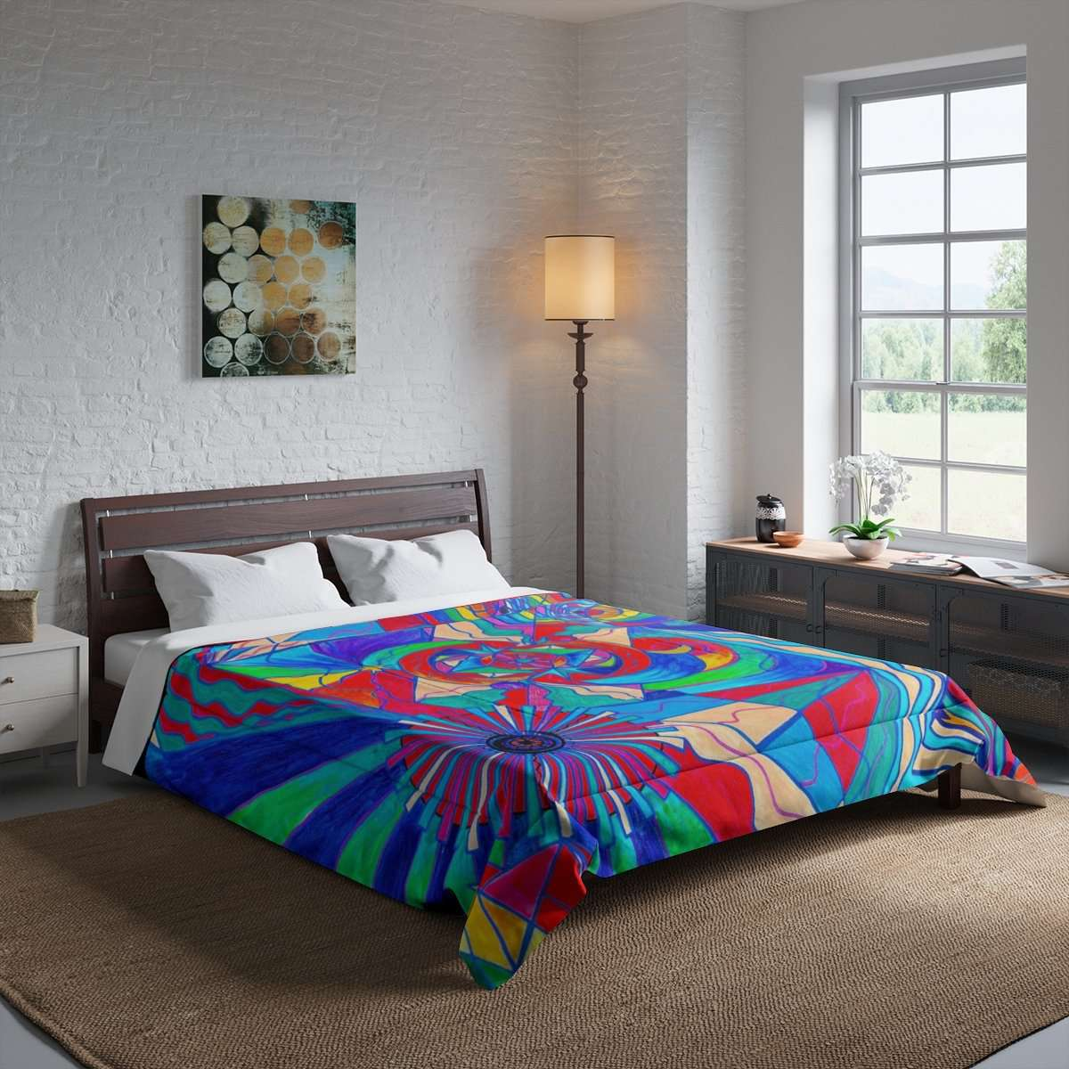 Pleiadian Restore Harmony Lightwork Model - Comforter
