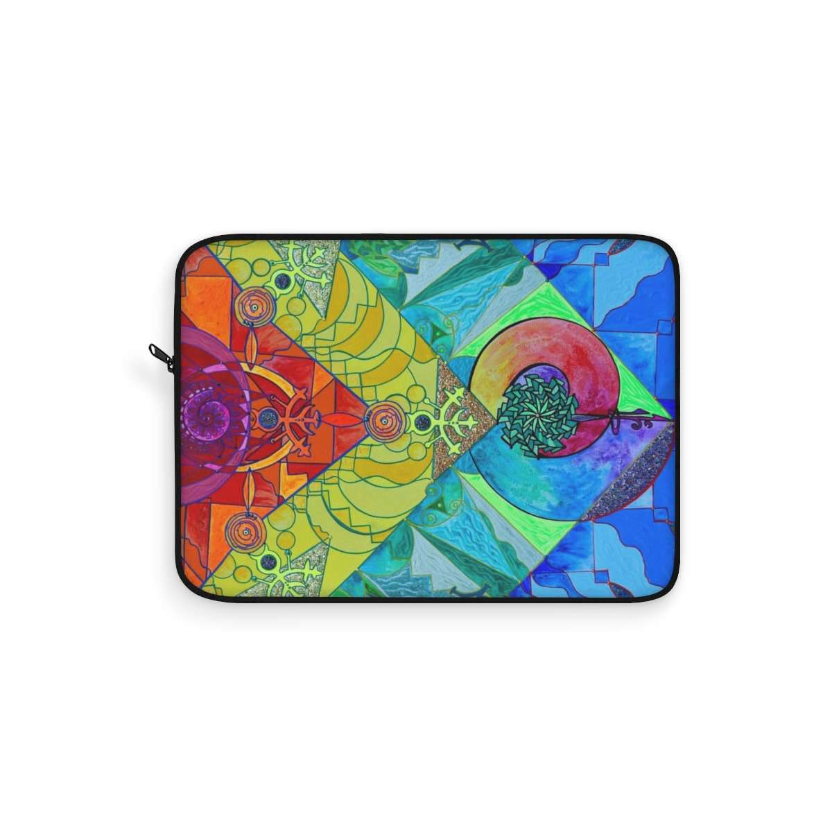 Expansion Pleiadian Lightwork Model - Laptop Sleeve