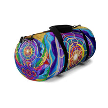 Load image into Gallery viewer, Raise Your Vibration - Duffle Bag
