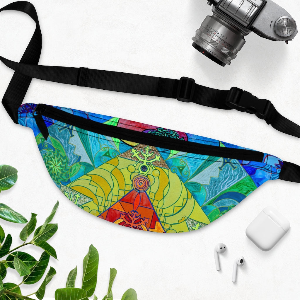 Expansion Pleiadian Lightwork Model - Fanny Pack