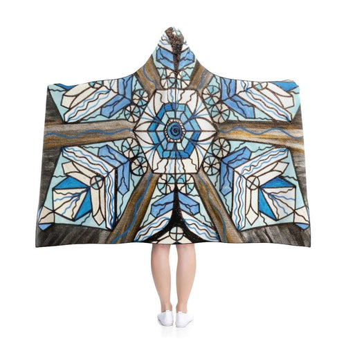 Truth - Hooded Blanket