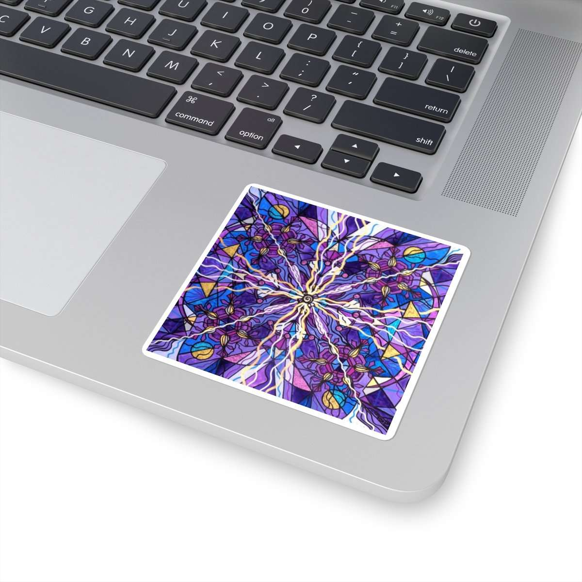 Pineal Opening - Square Stickers