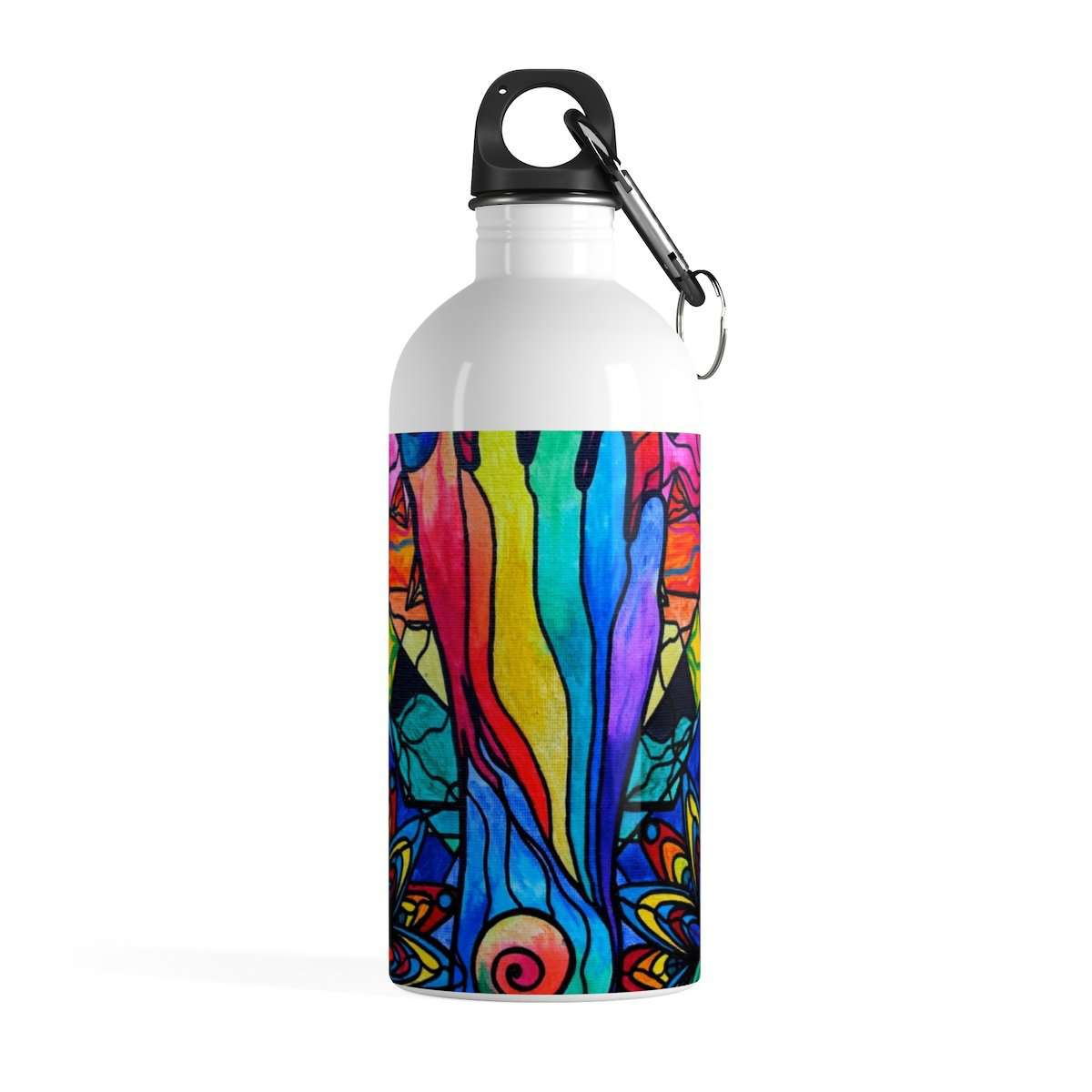 Moving Forward - Stainless Steel Water Bottle