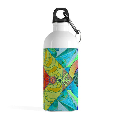 Expansion Pleiadian Lightwork Model - Stainless Steel Water Bottle