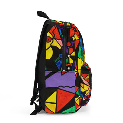 Stand For What You Believe In - AOP Backpack