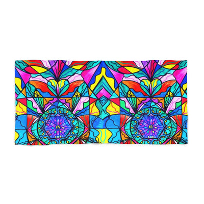 Anahata - Beach Towel