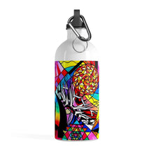 Load image into Gallery viewer, Meditation Aid - Stainless Steel Water Bottle