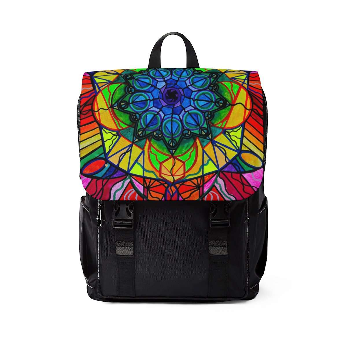 Creativity - Unisex Casual Shoulder Backpack