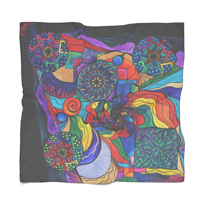 Self Exploration - Frequency Scarf