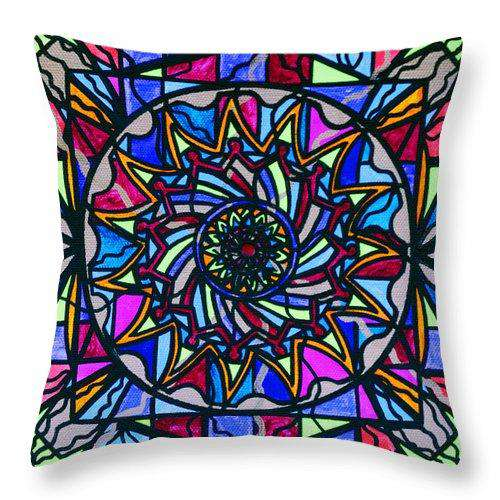 Calling - Throw Pillow