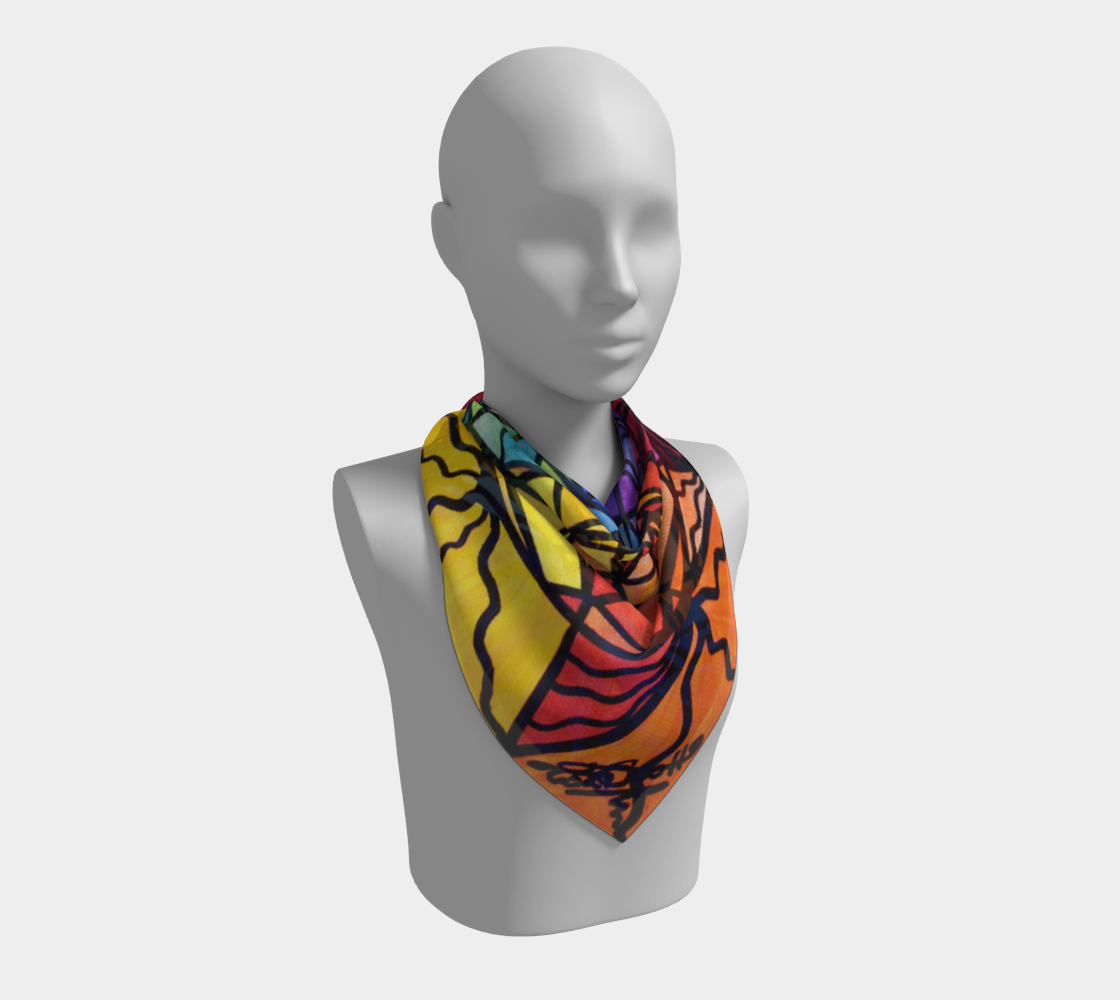 The Catcher - Frequency Scarf