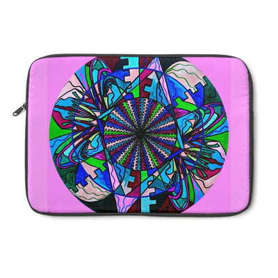 Pleiadian Integration Lightwork Model - Laptop Sleeve