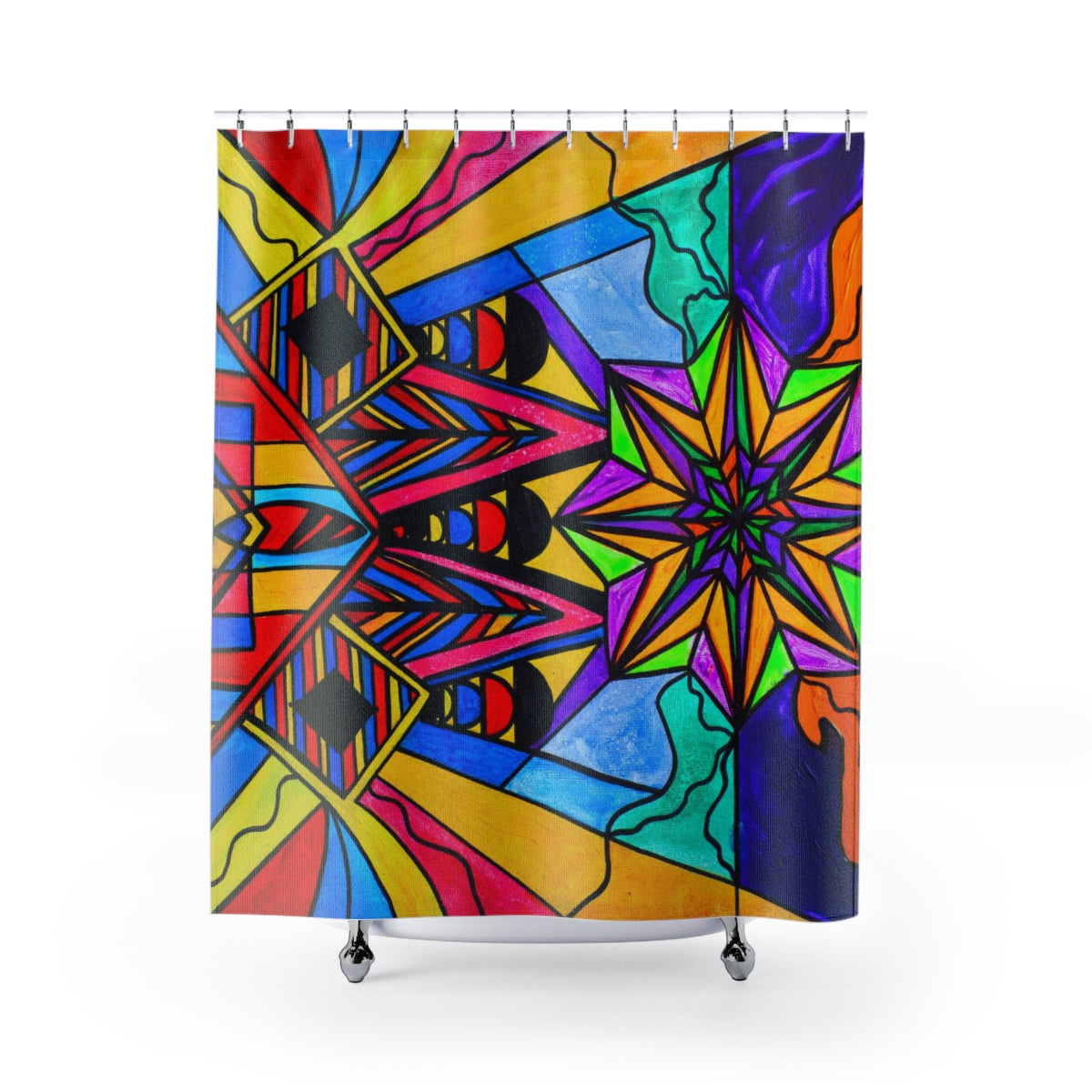 A Change In Perception - Shower Curtains