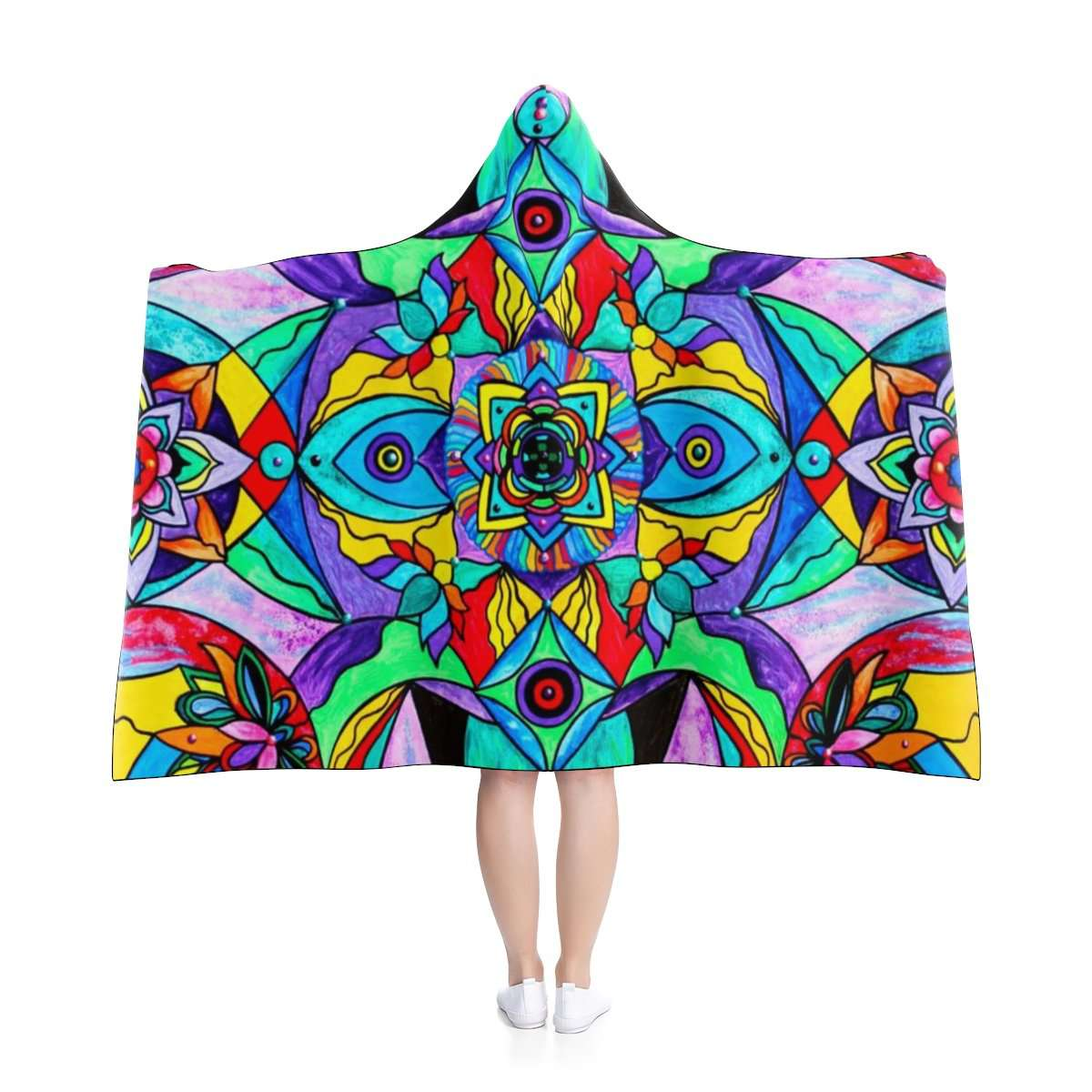 Receive - Hooded Blanket
