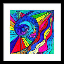 Load image into Gallery viewer, Centripetal  - Framed Print